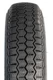 135R15 72S TL Michelin ZX 40mm Weißwand