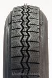 125R15 (125/90R15) 68S TL Michelin X 20mm Weißwand