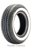 185/70R13 86T TL Continental ContiEcoContact3 mit 40mm Weißwand