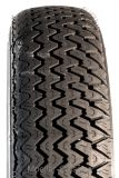 165R13 82H TT Michelin XAS 40mm Weißwand