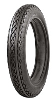 4.00-19 65P TT Coker Classic Motorcycle Diamond Tread Blackwall