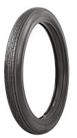 3.00-20 P TT Coker Classic Motorcycle Front Ribbed Blackwall